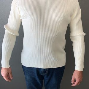 Polo Jeans Ralph Lauren Men's V Neck Sweater Med